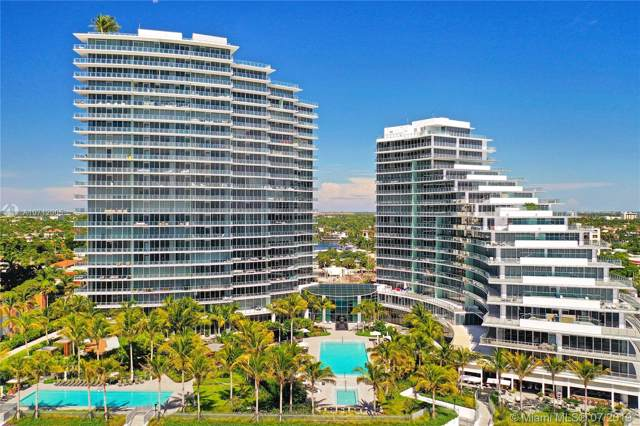 2200 N Ocean Blvd S2003, Fort Lauderdale, FL 33305 (MLS #A10712005) :: Ray De Leon with One Sotheby's International Realty