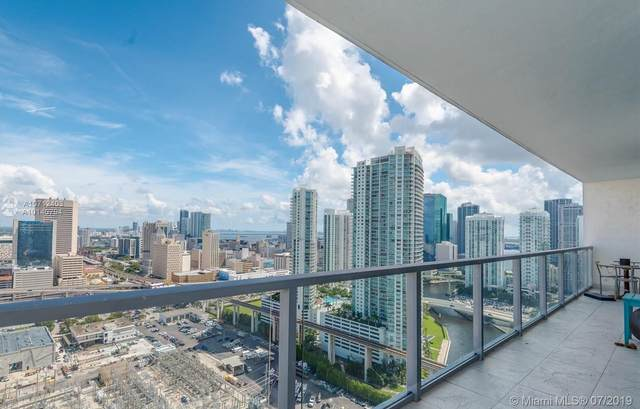 185 SW 7 ST #3301, Miami, FL 33130 (MLS #A10712403) :: Ray De Leon with One Sotheby's International Realty