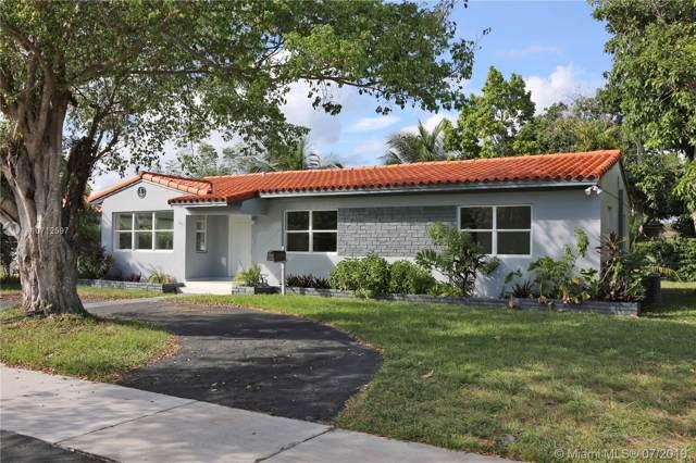 415 NW 111th St, Miami Shores, FL 33168 (MLS #A10712597) :: Berkshire Hathaway HomeServices EWM Realty