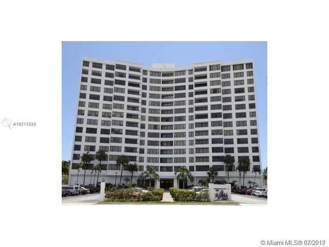 3505 S Ocean Dr #1201, Hollywood, FL 33019 (MLS #A10713313) :: Ray De Leon with One Sotheby's International Realty