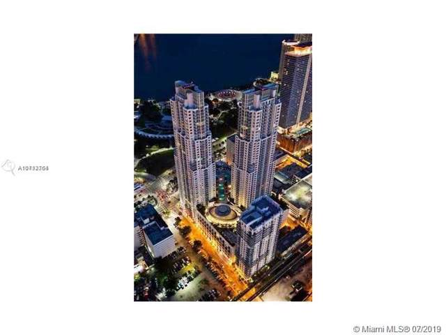 244 Biscayne Blvd #3509, Miami, FL 33132 (MLS #A10713764) :: Grove Properties