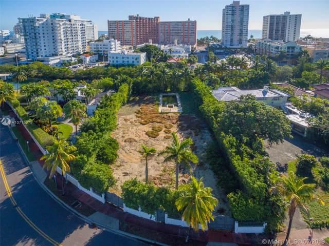 2687 Flamingo Dr, Miami Beach, FL 33140 (MLS #A10715279) :: Dalton Wade Real Estate Group