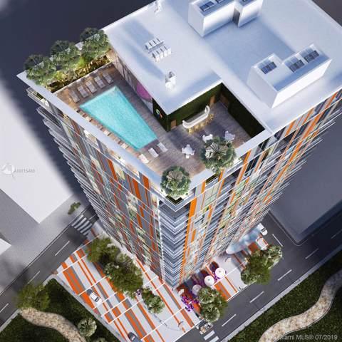 31 SE 6th St #1504, Miami, FL 33131 (MLS #A10715480) :: Castelli Real Estate Services