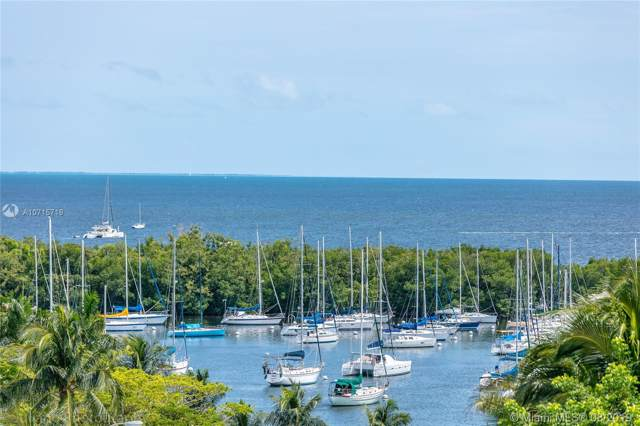 3400 SW 27th Av #601, Coconut Grove, FL 33133 (MLS #A10715718) :: Berkshire Hathaway HomeServices EWM Realty