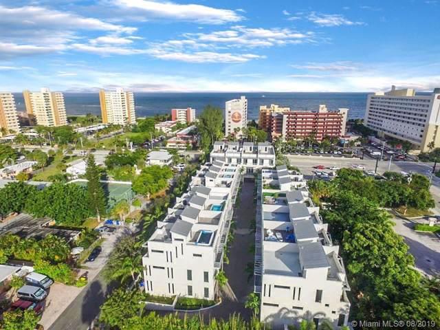 3270 NE 15th St #3270, Pompano Beach, FL 33062 (MLS #A10715897) :: Grove Properties