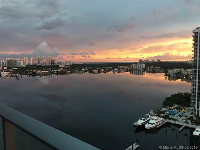 17301 Biscayne Blvd #1805, Aventura, FL 33160 (MLS #A10716760) :: Berkshire Hathaway HomeServices EWM Realty