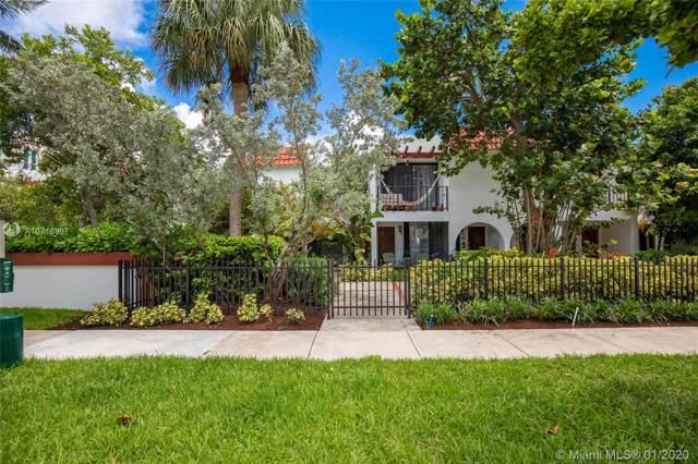 350 Grapetree Dr #408, Key Biscayne, FL 33149 (MLS #A10716907) :: Berkshire Hathaway HomeServices EWM Realty