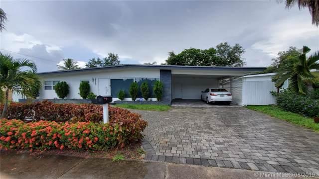 18950 NE 20th Ct, North Miami Beach, FL 33179 (MLS #A10717247) :: Green Realty Properties