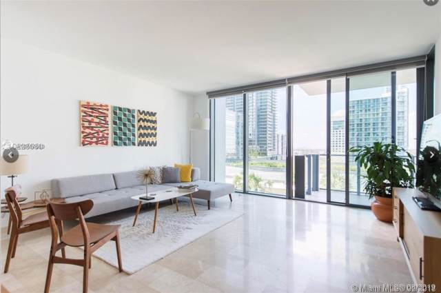 68 SE 6 #808, Miami, FL 33131 (MLS #A10717881) :: Prestige Realty Group