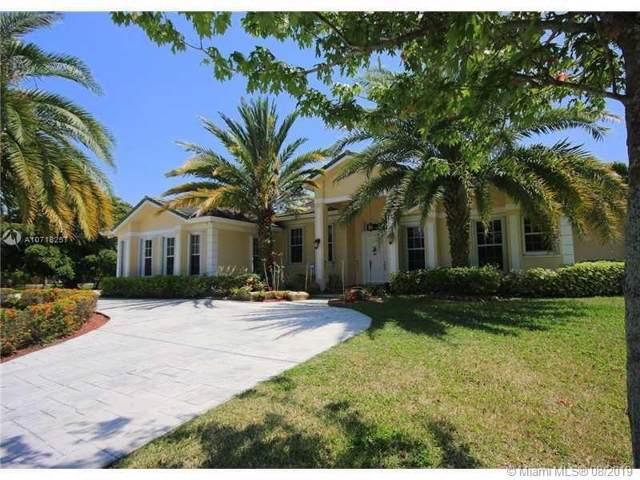 11780 NW 19th St, Plantation, FL 33323 (MLS #A10718257) :: Berkshire Hathaway HomeServices EWM Realty