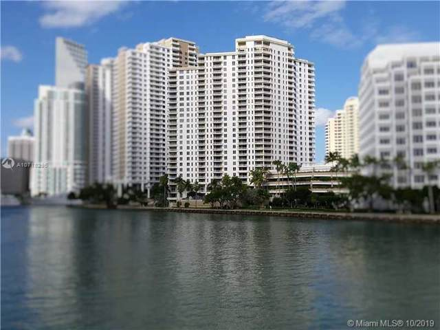 701 NE Brickell Key Blvd #1501, Miami, FL 33131 (MLS #A10718296) :: Green Realty Properties