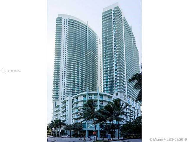 1900 N Bayshore Dr #3405, Miami, FL 33132 (MLS #A10718364) :: The Teri Arbogast Team at Keller Williams Partners SW