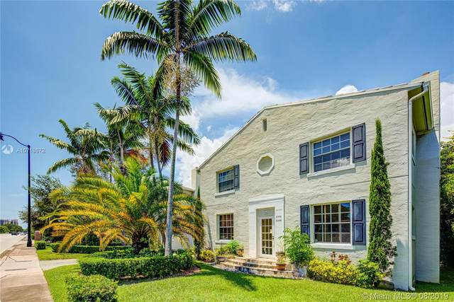 3306 S Le Jeune Rd, Coral Gables, FL 33134 (MLS #A10718672) :: Prestige Realty Group