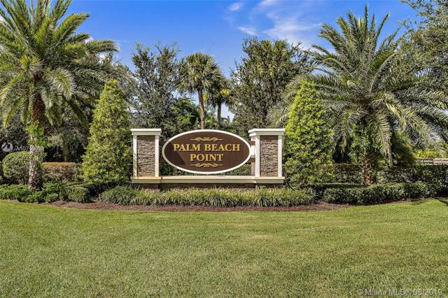15756 Ocean Breeze Ln, Wellington, FL 33414 (MLS #A10719028) :: Albert Garcia Team