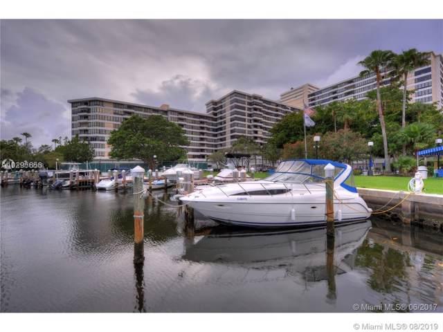 500 Three Islands Blvd #401, Hallandale, FL 33009 (MLS #A10719208) :: The Rose Harris Group