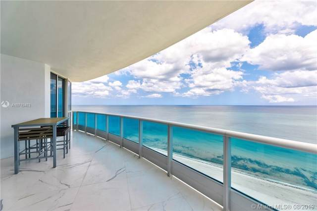 1600 S Ocean Blvd #1101, Lauderdale By The Sea, FL 33062 (MLS #A10719403) :: The Howland Group