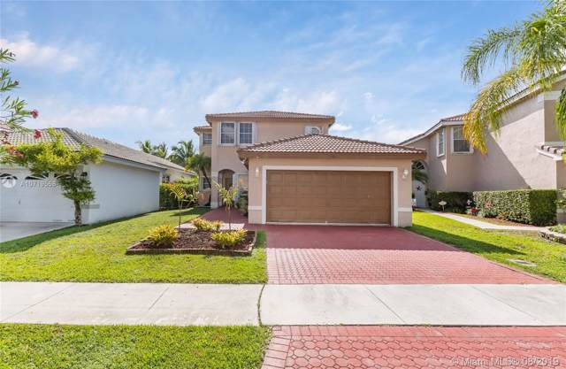 1941 SW 176th Ave, Miramar, FL 33029 (MLS #A10719568) :: Ray De Leon with One Sotheby's International Realty