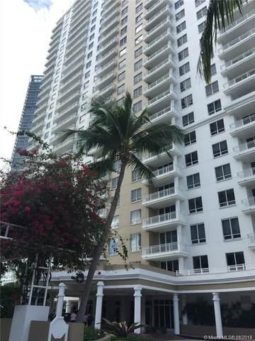 801 Brickell Key Blvd #1008, Miami, FL 33131 (MLS #A10719610) :: The Rose Harris Group