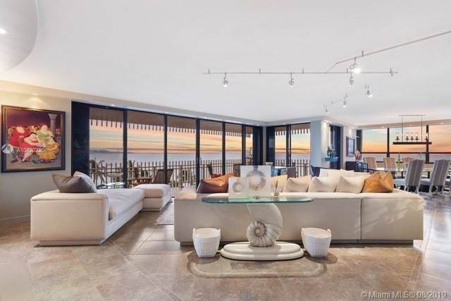 3 Grove Isle Dr C601, Miami, FL 33133 (MLS #A10720225) :: Berkshire Hathaway HomeServices EWM Realty