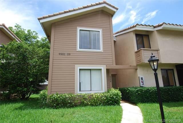 9909 W Atlantic #9909, Coral Springs, FL 33071 (MLS #A10720237) :: Berkshire Hathaway HomeServices EWM Realty