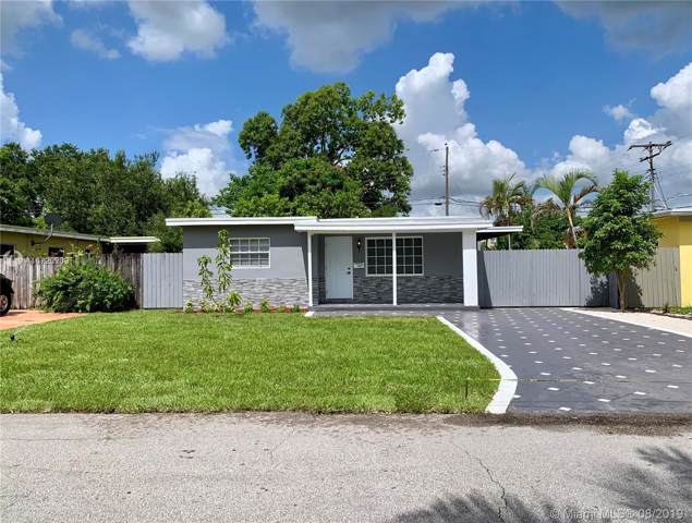 112 SW 67th Ave, Pembroke Pines, FL 33023 (MLS #A10720239) :: The Rose Harris Group