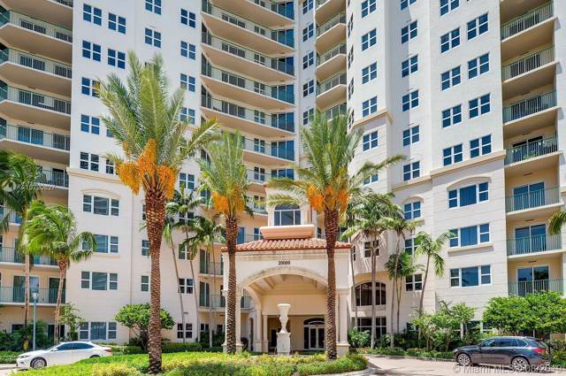 20000 E Country Club Dr #204, Aventura, FL 33180 (MLS #A10720827) :: Ray De Leon with One Sotheby's International Realty