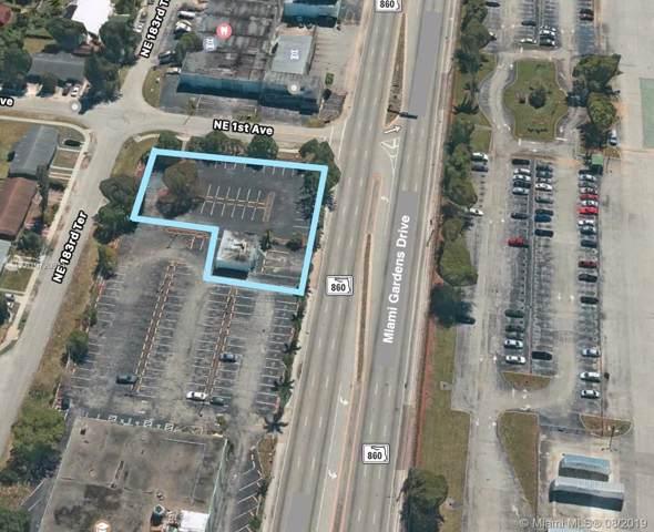 75 NE 183rd St, Miami, FL 33179 (MLS #A10720841) :: The Teri Arbogast Team at Keller Williams Partners SW