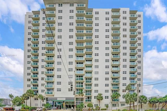 3000 S Ocean Dr Ph1612, Hollywood, FL 33019 (MLS #A10720911) :: Berkshire Hathaway HomeServices EWM Realty