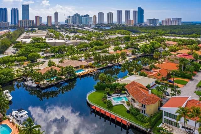 16461 NE 34th Ave, North Miami Beach, FL 33160 (MLS #A10722136) :: The Riley Smith Group