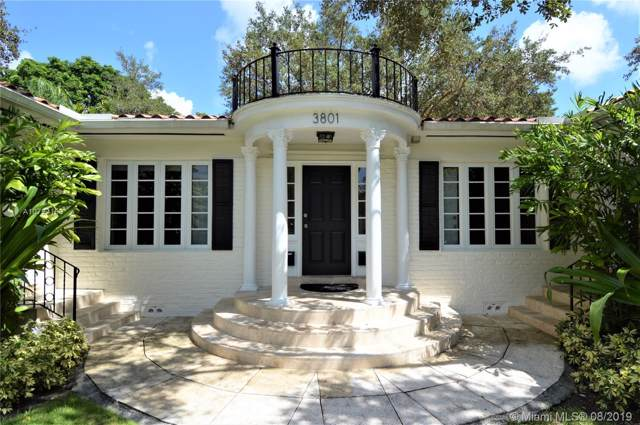 3801 Segovia St, Coral Gables, FL 33134 (MLS #A10722158) :: Green Realty Properties