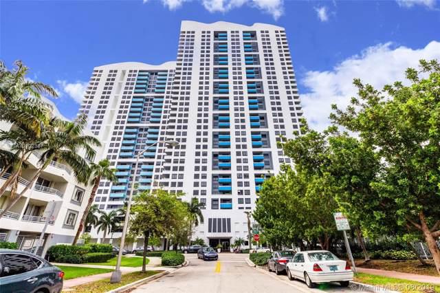 1330 West Ave #2709, Miami Beach, FL 33139 (MLS #A10722387) :: Grove Properties