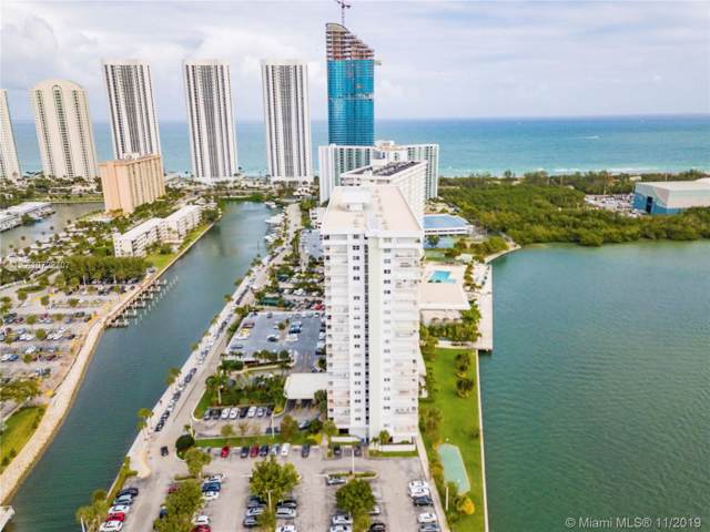 500 Bayview Dr #420, Sunny Isles Beach, FL 33160 (MLS #A10722707) :: The Teri Arbogast Team at Keller Williams Partners SW
