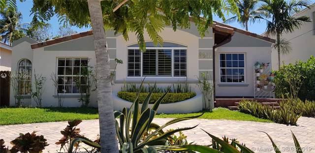 8911 Byron Ave, Surfside, FL 33154 (MLS #A10722996) :: Albert Garcia Team