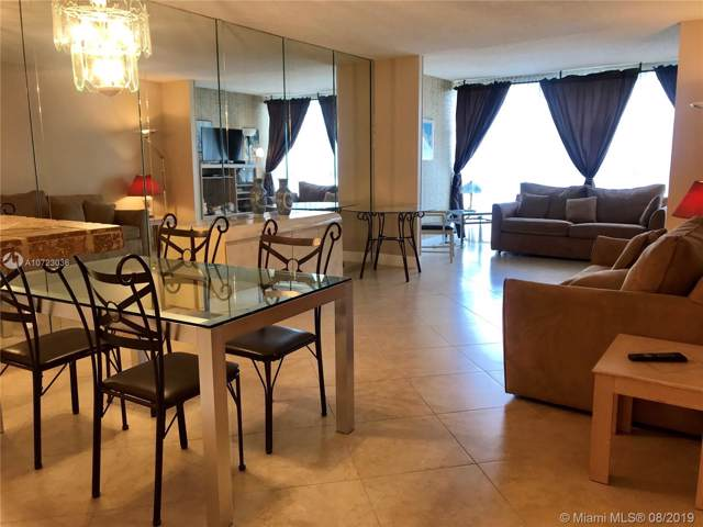 851 Three Islands Blvd #515, Hallandale, FL 33009 (MLS #A10723036) :: Berkshire Hathaway HomeServices EWM Realty