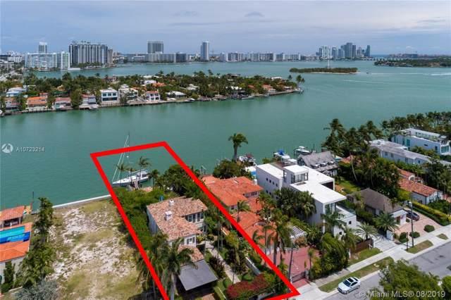 403 E Dilido Dr, Miami Beach, FL 33139 (#A10723214) :: Dalton Wade
