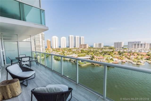 400 Sunny Isles Blvd #1220, Sunny Isles Beach, FL 33160 (MLS #A10723551) :: Grove Properties