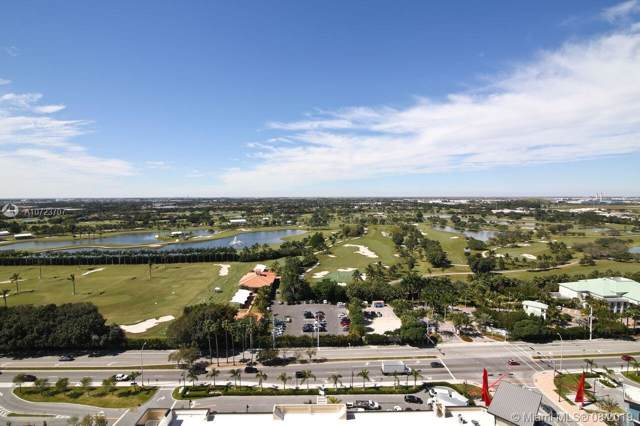 5300 Paseo Blvd #908, Doral, FL 33166 (MLS #A10723707) :: Ray De Leon with One Sotheby's International Realty
