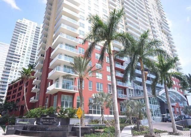 1155 Brickell Bay Dr #3405, Miami, FL 33131 (MLS #A10724561) :: Green Realty Properties