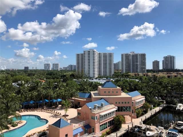3340 NE 190th St #808, Aventura, FL 33180 (MLS #A10724915) :: Green Realty Properties