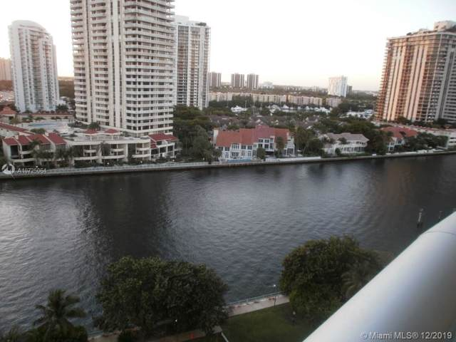 19390 Collins Ave #1407, Sunny Isles Beach, FL 33160 (MLS #A10725064) :: The Riley Smith Group