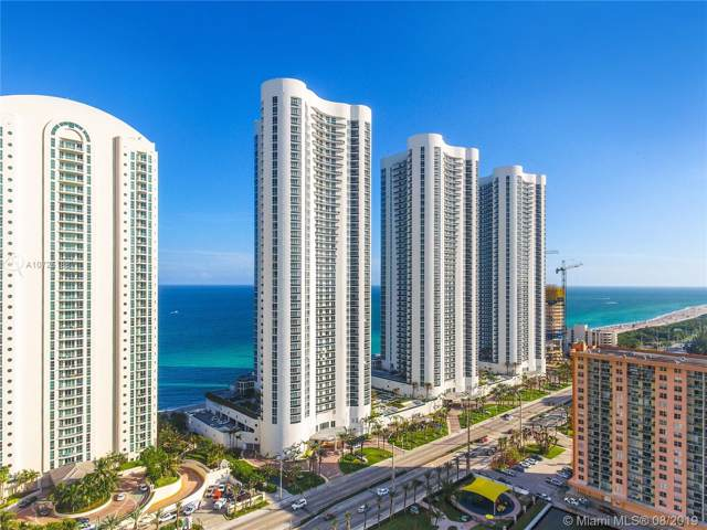 16001 Collins Ave #3501, Sunny Isles Beach, FL 33160 (MLS #A10725188) :: The Teri Arbogast Team at Keller Williams Partners SW