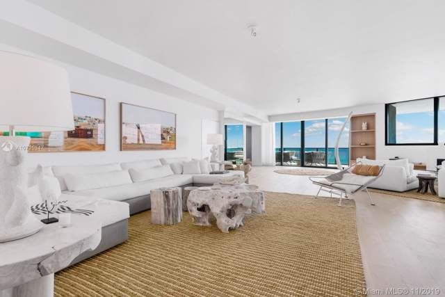 18555 Collins Ave #801, Sunny Isles Beach, FL 33160 (MLS #A10725347) :: Green Realty Properties
