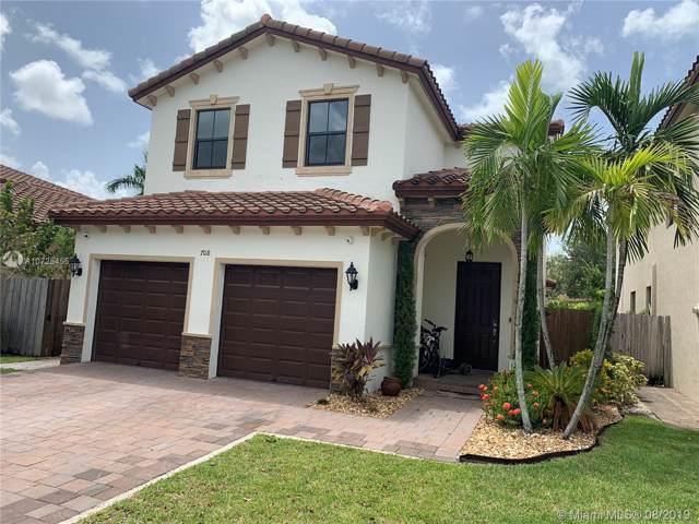 708 SE 33rd Ter, Homestead, FL 33033 (MLS #A10725455) :: Berkshire Hathaway HomeServices EWM Realty