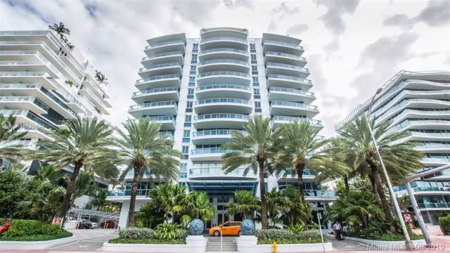 9401 Collins Ave #307, Surfside, FL 33154 (MLS #A10726434) :: Castelli Real Estate Services