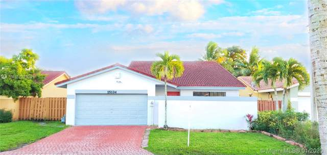 15134 SW 92nd Ter, Miami, FL 33196 (MLS #A10727049) :: Berkshire Hathaway HomeServices EWM Realty