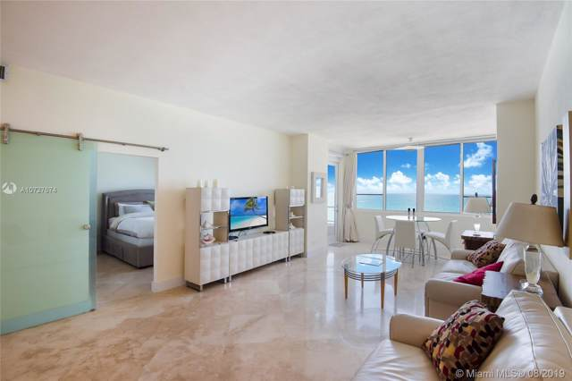 5005 Collins Ave #1512, Miami Beach, FL 33140 (MLS #A10727674) :: The Teri Arbogast Team at Keller Williams Partners SW