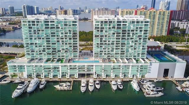 400 Sunny Isles Blvd Dd209, Sunny Isles Beach, FL 33160 (MLS #A10728024) :: The Rose Harris Group