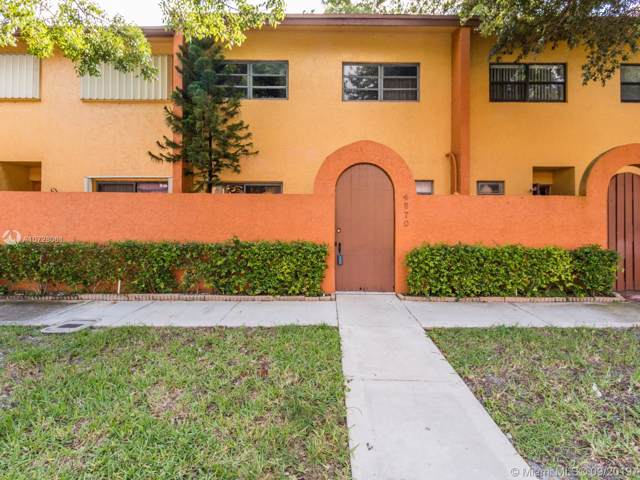 4570 NW 90th Ave #4570, Sunrise, FL 33351 (MLS #A10728061) :: Laurie Finkelstein Reader Team