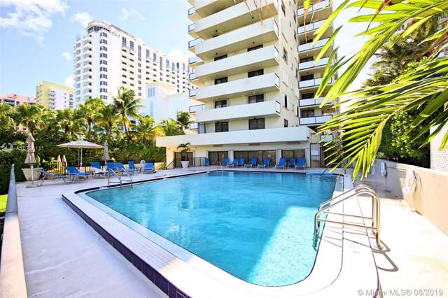 1621 Collins Ave #301, Miami Beach, FL 33139 (MLS #A10728111) :: The Teri Arbogast Team at Keller Williams Partners SW