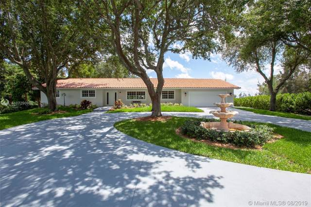 18070 SW 70th Pl, Southwest Ranches, FL 33331 (MLS #A10729098) :: The Teri Arbogast Team at Keller Williams Partners SW